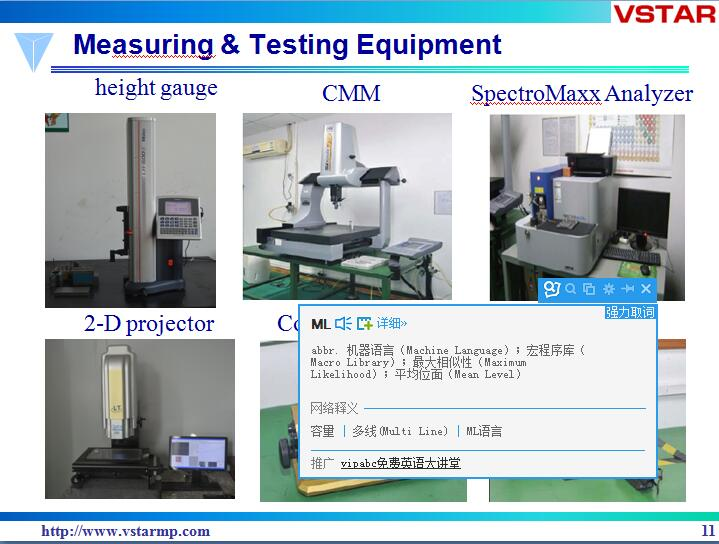 Professional Machining Parts for Machinery Field CNC Machining Cast Vst-0972