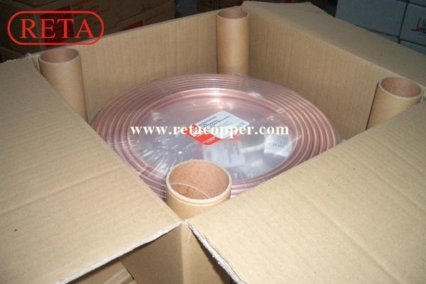 Copper Coil Copper Tube