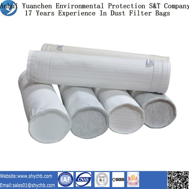 Polyester Dust Collector Filter Bag for Metallurgy Industry