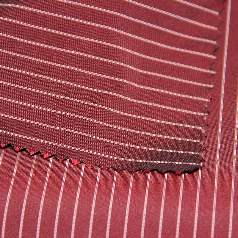 Stripe Yarn Dyed Fabric for Fashion Jacket or Coat