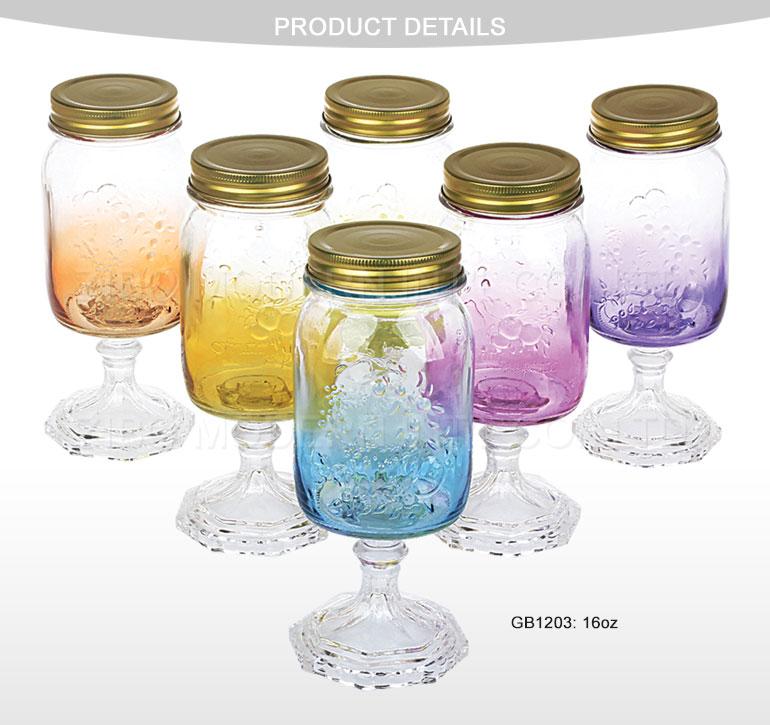 16 Oz Mason Jars Wholesale