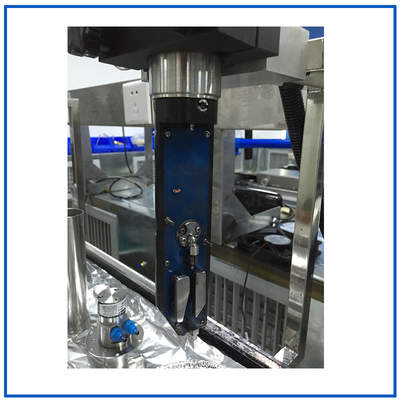 Expiry Date Code Continuous Inkjet Printer for Cosmetic Packaging (EC-JET500)