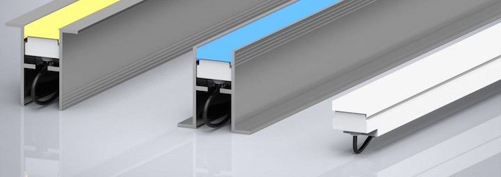 New Design Inground Recessed Installation High Quality Waterproof LED Linear Profile for Office Lighting