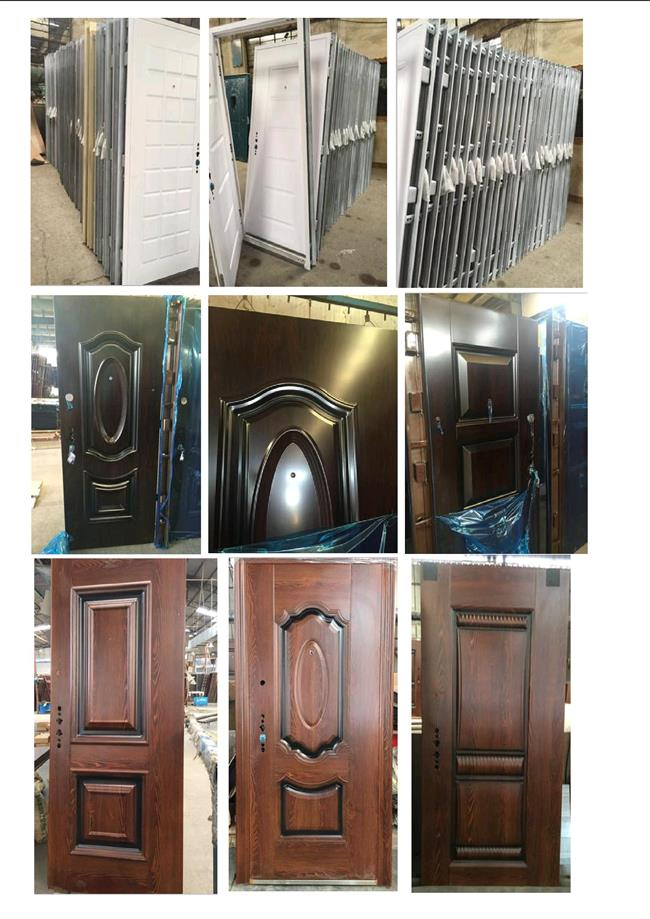 Good Quality and Cheap Exterior Door (RA-S003)