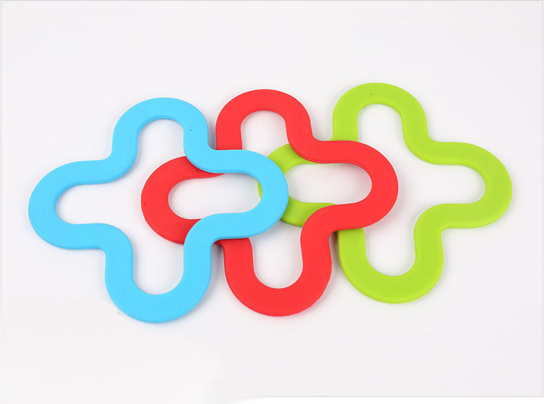 Food Grade Silicone Placemat Hot Food Table Mat Cup Mat