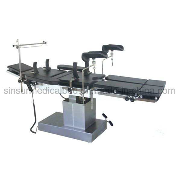2018 Medical Equipment Fluoroscopic Electric Hospital Surgical Operating Table Price