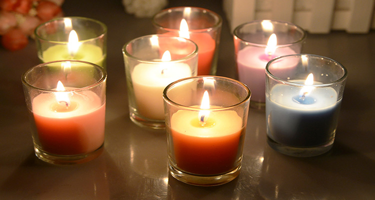 Container Soy Candles