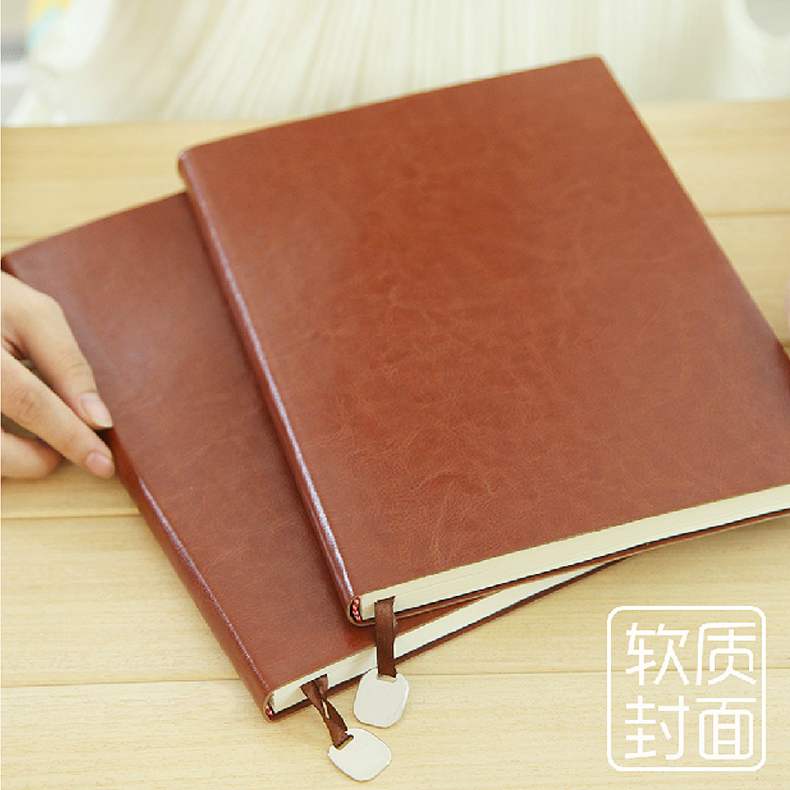 Soft Cover PU Leather Diary