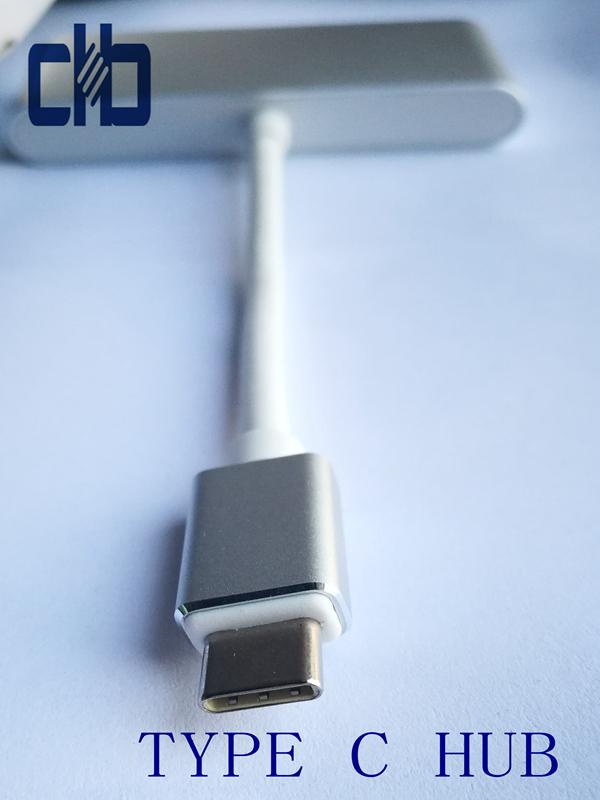 USB3.1 Type C Hub for MacBook