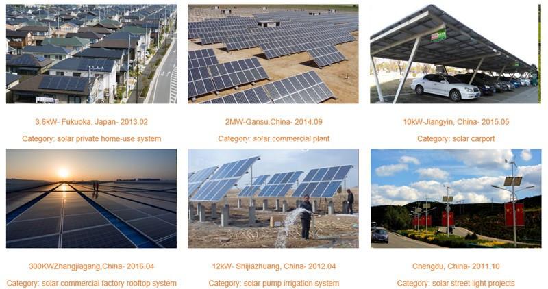 Poly Solar Panel 325W