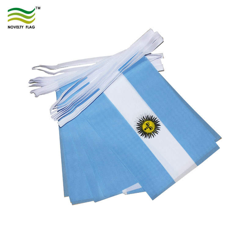 Polyester String Countries Flag (A-NF11F06026)
