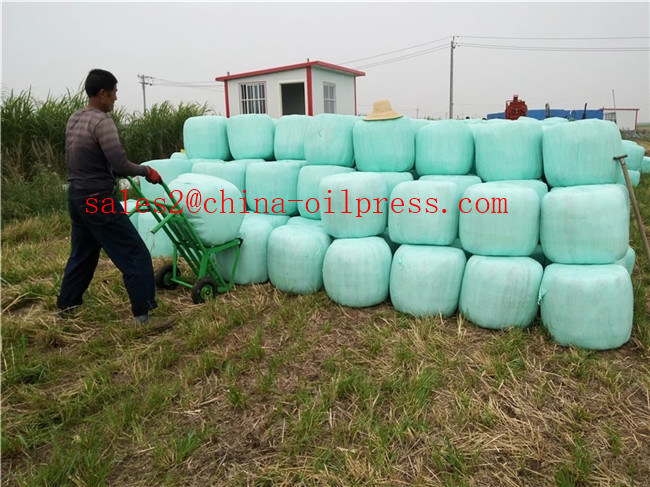 Factory Directly Supply Virgin Resin Plastic Knitted Bale Net