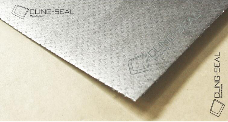 Graphite Gasket Sheet with Perforated Metallic