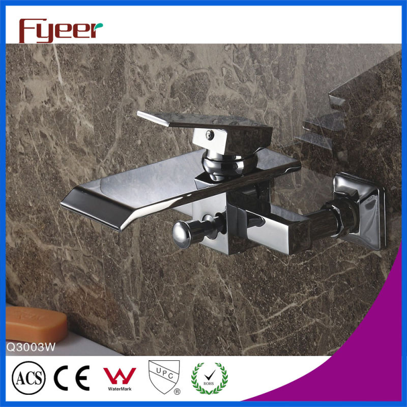 Fyeer 3003 Series Waterfall Basin Faucet Bathtub Mixer