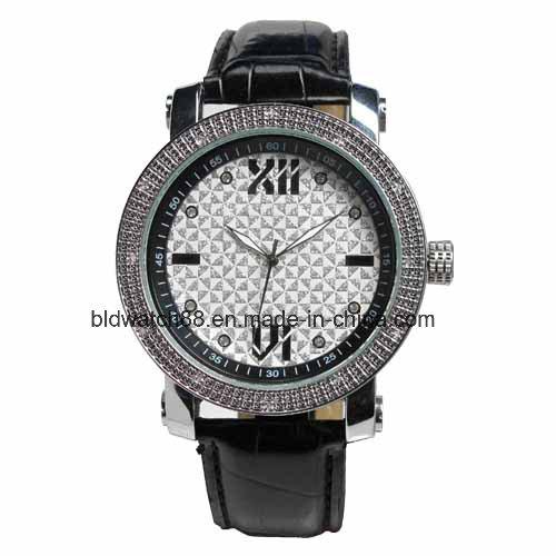 Girls Fashion Stainless Steel Bracelet Wrist Watch 3ATM Waterproof