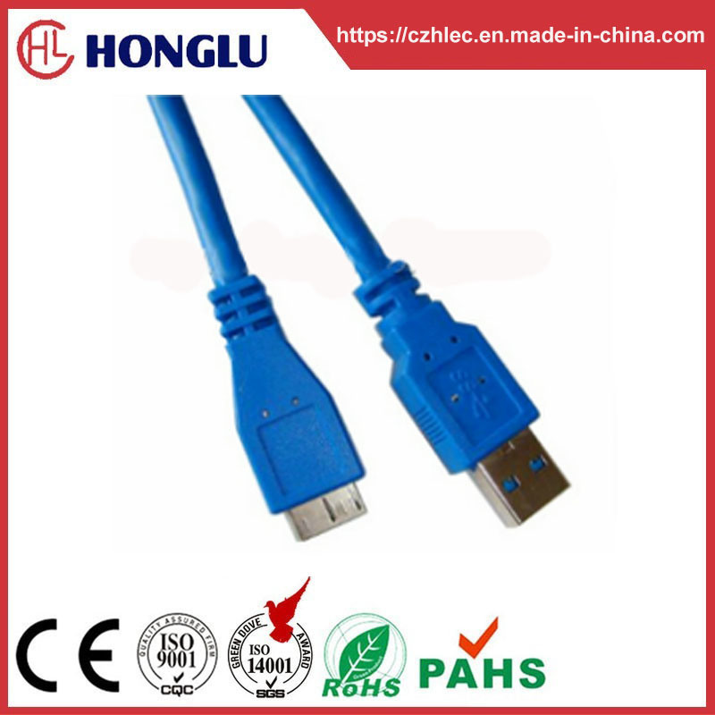 China Made Durable USB Am to Mini Bm Cables