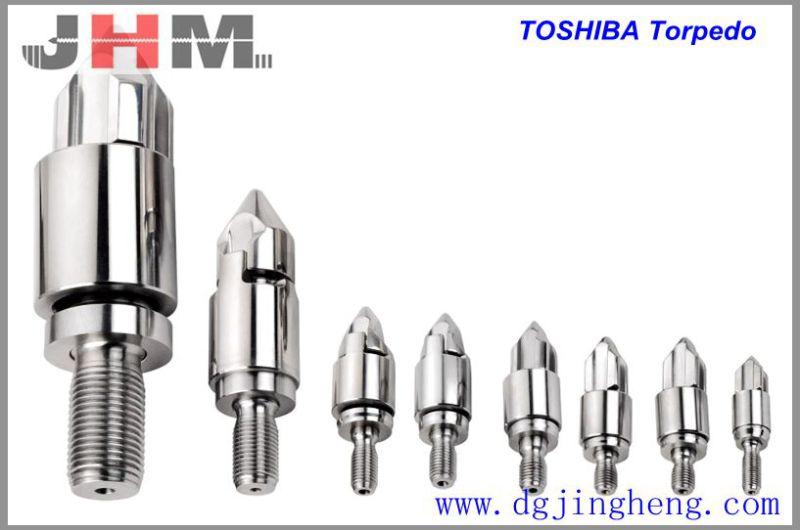 Toshiba Ec20-1y Torpedo Set for Injection Screw