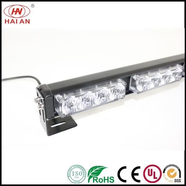LED Lightbar with Traffic Advisor Flash Pattern Custom Length Headlight Universal LED Lights for Cars/LED Rear Tail Visor Lighting
