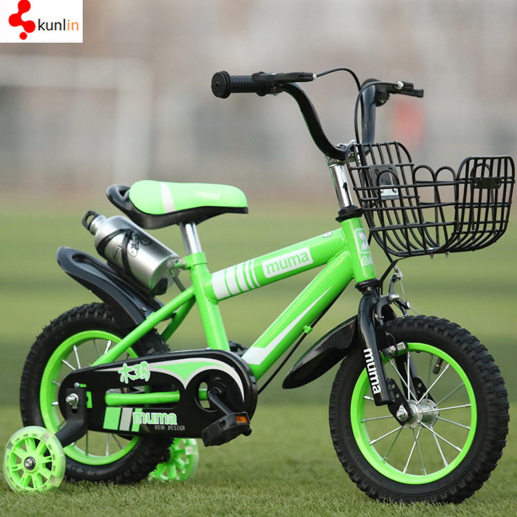 Children's Bicycle, Kid Bicycle, Kids Bike with Doll Seat