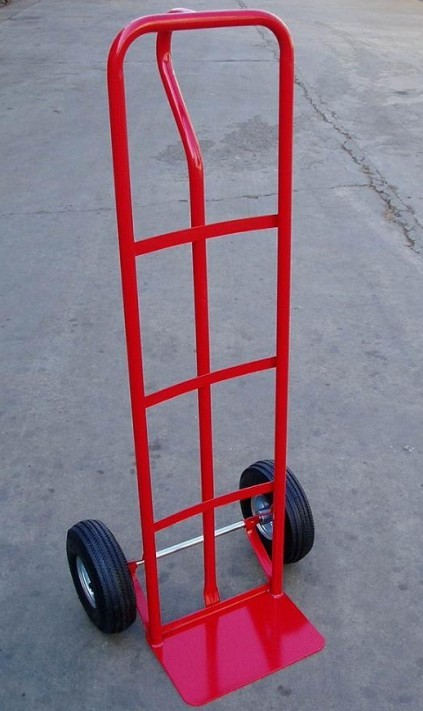 Hand Trolley Warehouse Strong Durable