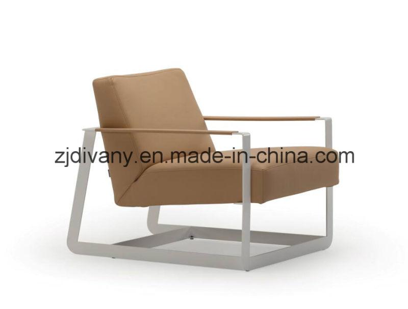 Italian Style Sofa Furniture Single Sofa (D-81)