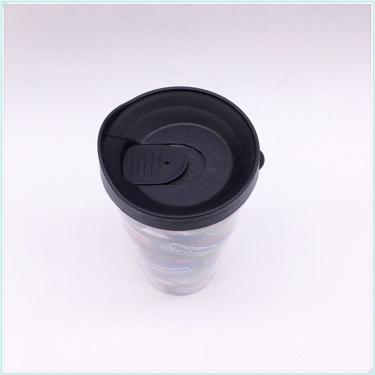 PP Food Grade Eco-Friendly Plastic Mug (SH-PM09)