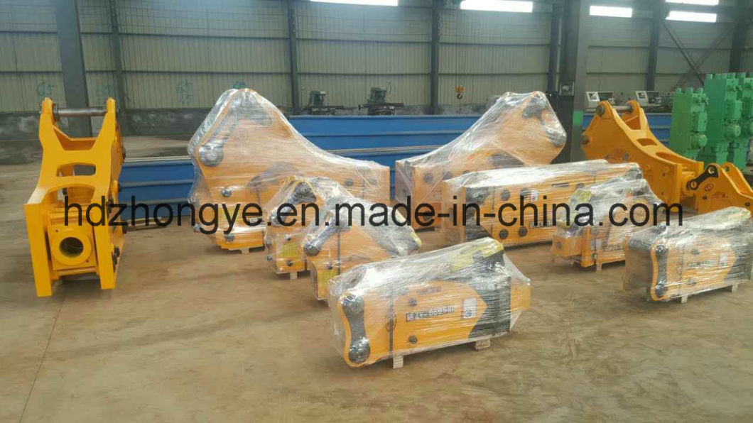 Hb20g, Hb30g Hydraulic Cylinder Main Body of Hydraulic Breaker Spare Parts