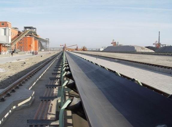 Xx 2016 Cassava Mining Equipment Fixed Belt Band Conveyor Rubber Belt Conveyor Mining Machine