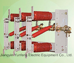 Factory Supply Indoor Use Hv Disconnector Switch-Yfgn-24/630