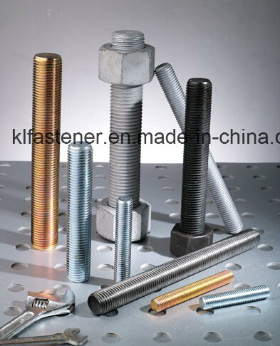Thread Rods for Oil/Gas Project (A193-B7/B7M/L7M)