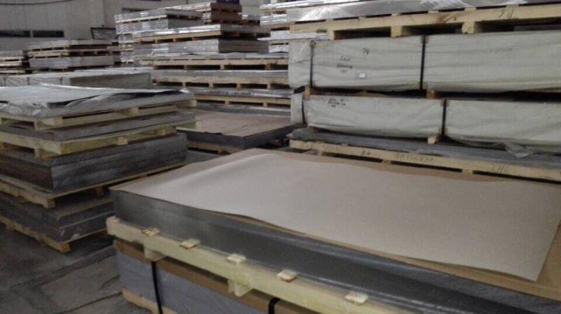 Aluminum Sheet 6061 DC Cc T4 T6 T651