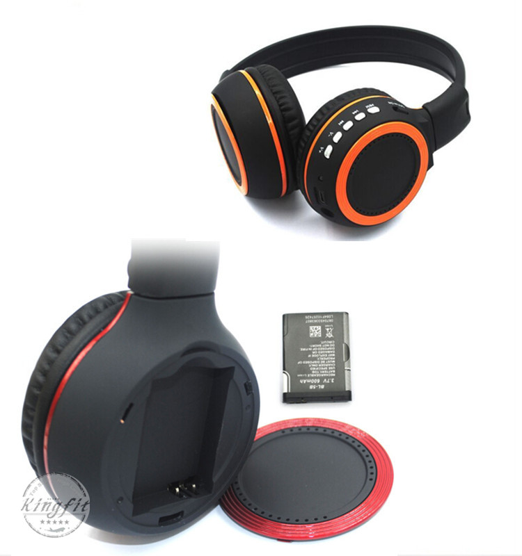 Wholesale Best Selling Headband Stereo Bluetooth Headphones