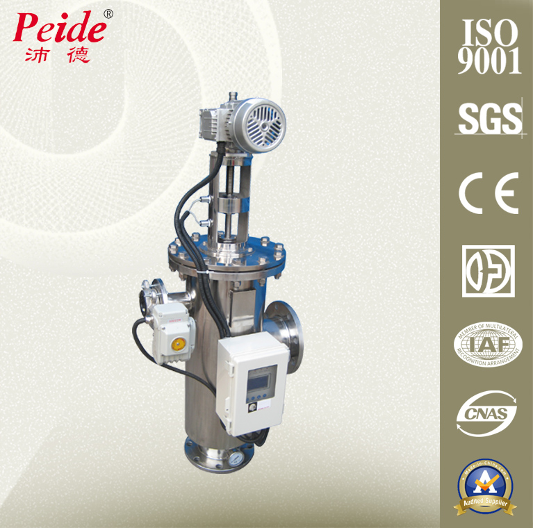 Stainless Steel Irrigation Pond Water Filtration System