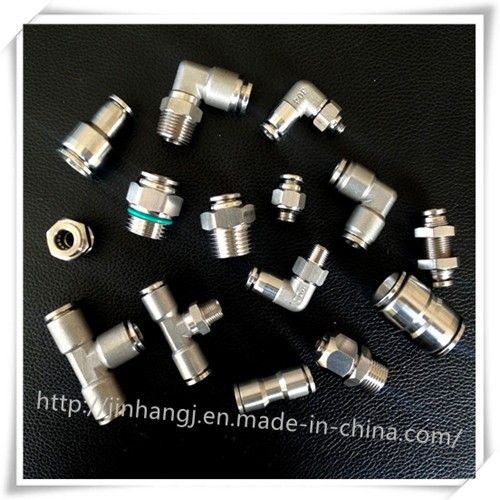 Stainless Steel Pb Pneumatic Tee