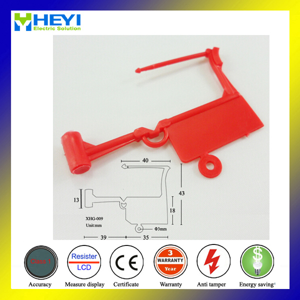 Padlock Plastic Security Seal for Container, Hot Gas Meter 2015