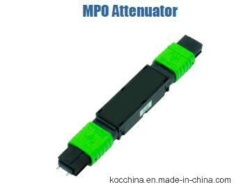 Optical Fiber MPO Attenuator for Data Transmission