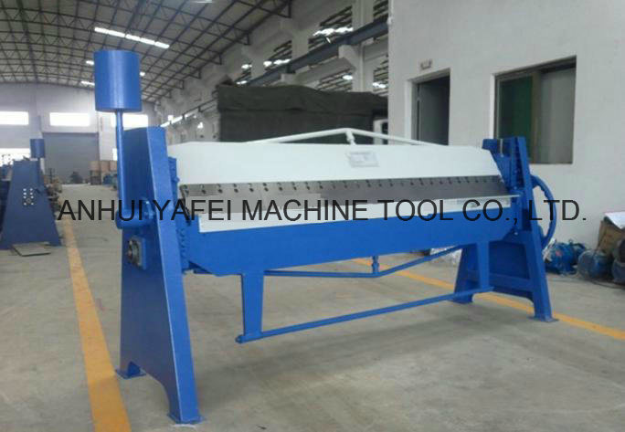 Hand Type Steel Plate Folding and Bending Machine