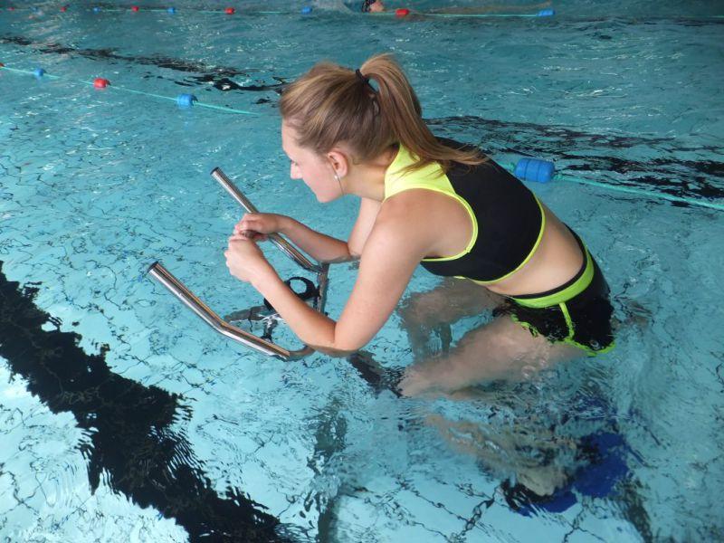 Hot Sale Underwater Exercise Water Aqua Bike Aquatic Bike
