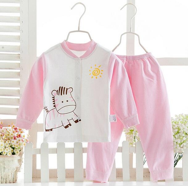 Comfortable Cotton Baby Underwear Suit