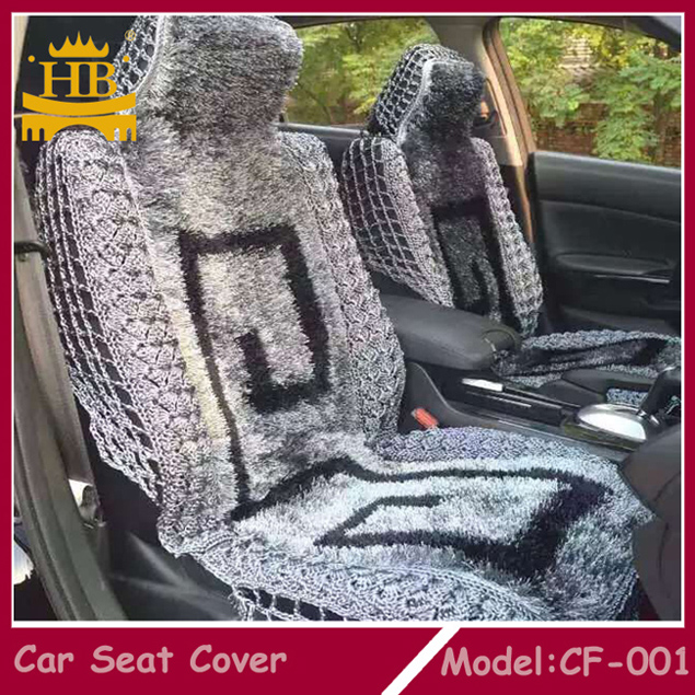 New Design Genuine Fur Car/Auto Seat Cushion Cover