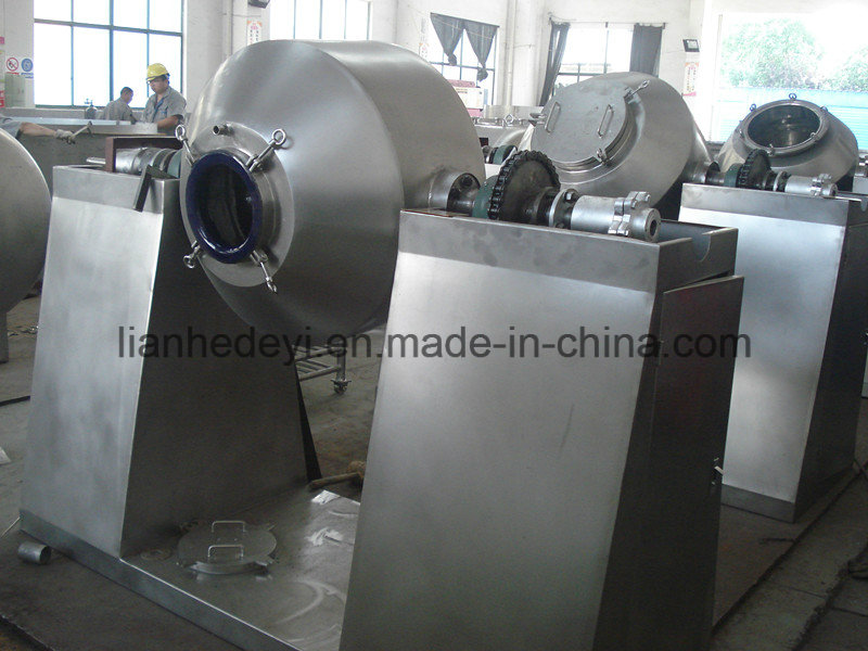 Szg-4000 Conical Rotary Vacuum Drying Machine