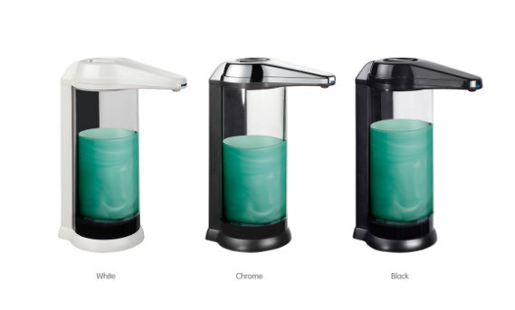 500ml Automatic Liquid Soap Dispenser, Spray Alcohol Dispenser