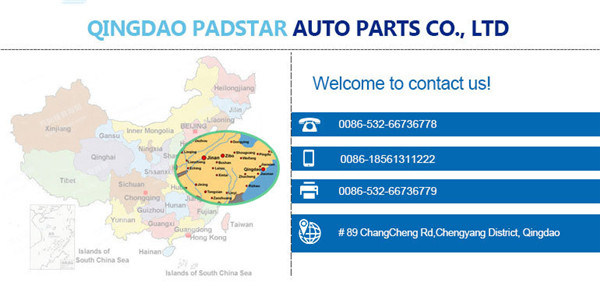 Brake System Supplier Apply for Wva29087 Brake Pads Accessories for Mercedes-Benz/Man/Iveco