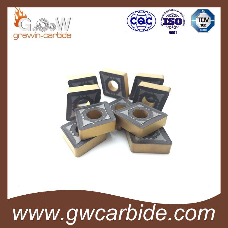 High Quality Tungsten Carbide Inserts for Aluminium Cutting
