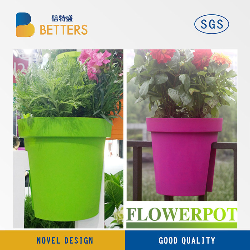 Natural Stone Granite Flower Pot for Garden