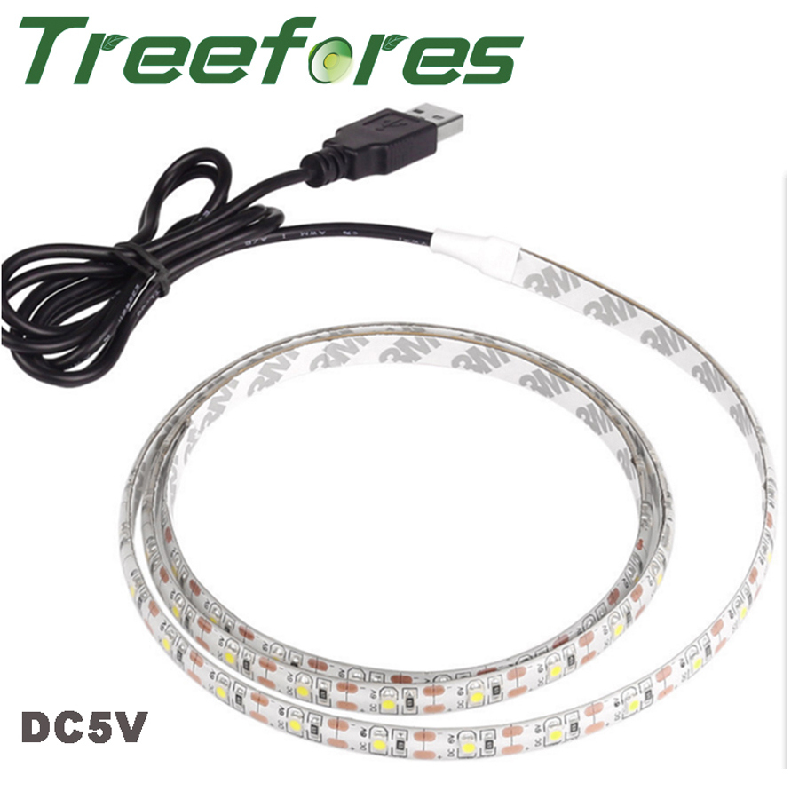 3528 60LED IP65 5V USB LED Strip Light