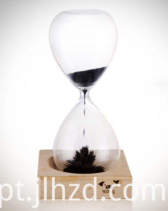 Creative Wooden Hourglass Timer