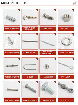 Nonstandard High Strength Stud Bolt / Double Head Bolt