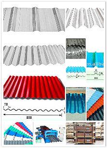 Aluminium Roofing Sheet (mill finish/stucco emboss/color coating)