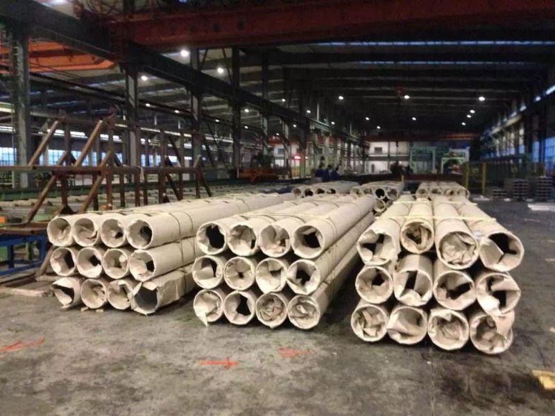Professional Seamless Aluminum Extruded Tube